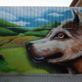 IBERIAN WOLF TERRACE