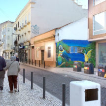 NEW WALL FOR CALDAS LATE NIGHT